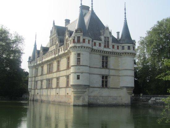 Le Château et l'Indre