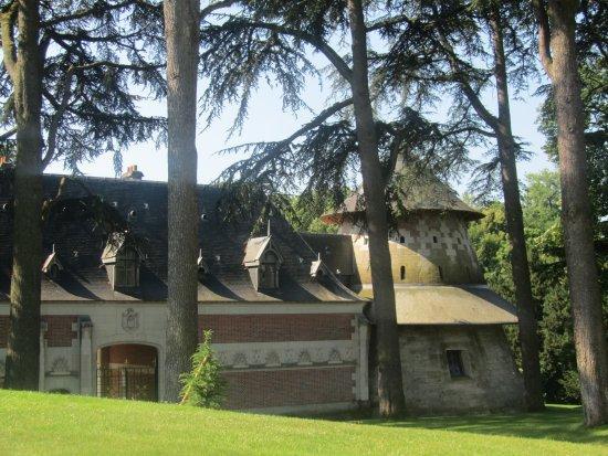 Les Ecuries du Château de Chaumont sur Loire