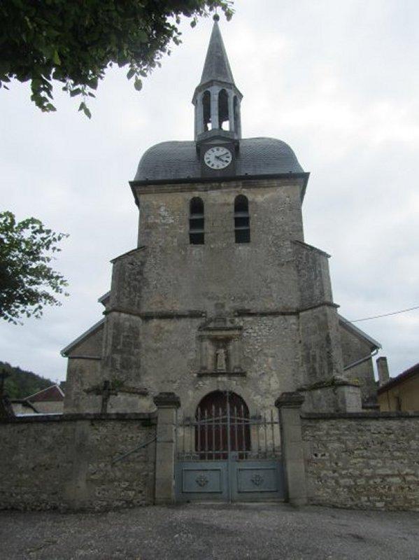 L'Eglise de Bouzancourt