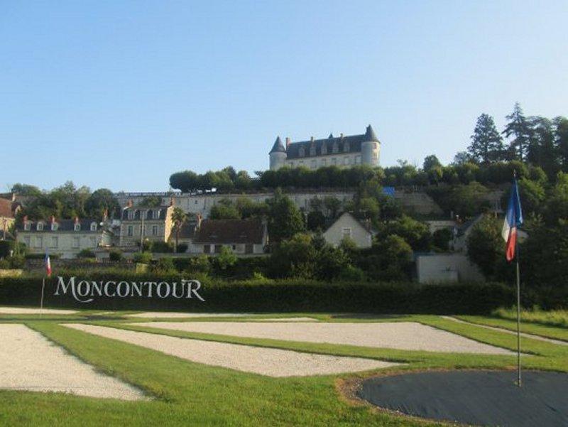 Le Château de Moncontour