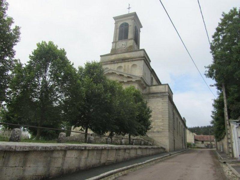 L'Eglise de Grancey sur Ource