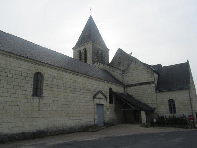 L'Eglise de Montsoreau