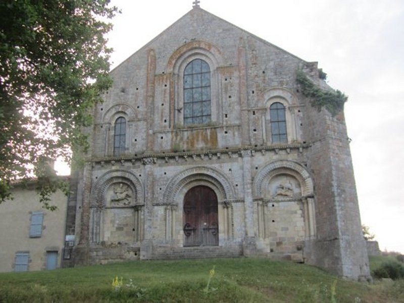 L'Ancienne Eglise de Parthenay le Vieux