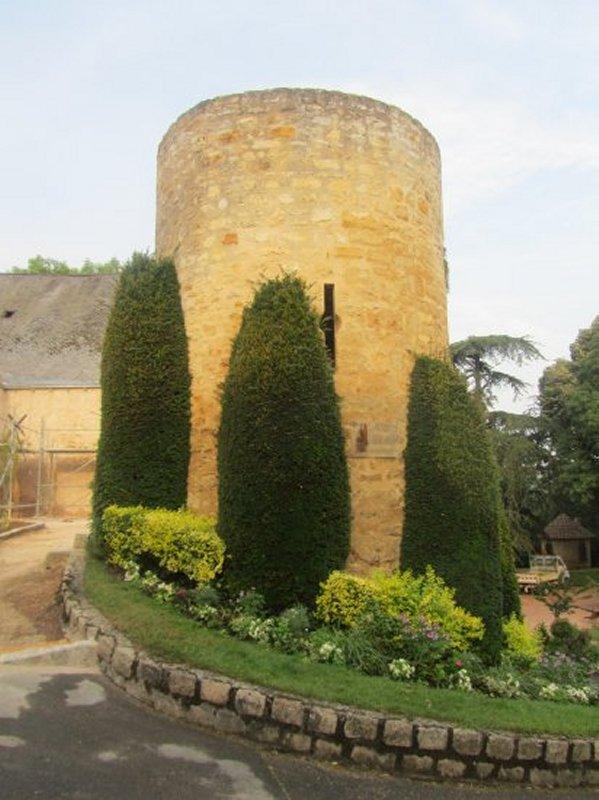Tour des Remparts de Thouars au Parc Imbert