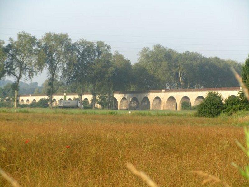 Le Viaduc de Gien et ses Arches