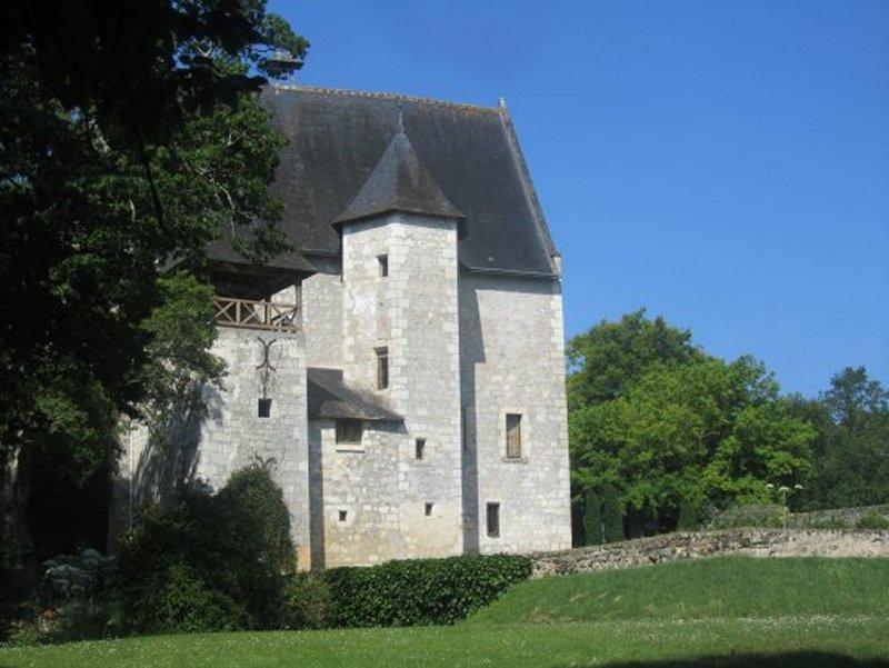 Le Logis Abbatial de l'Abbaye de Turpenay