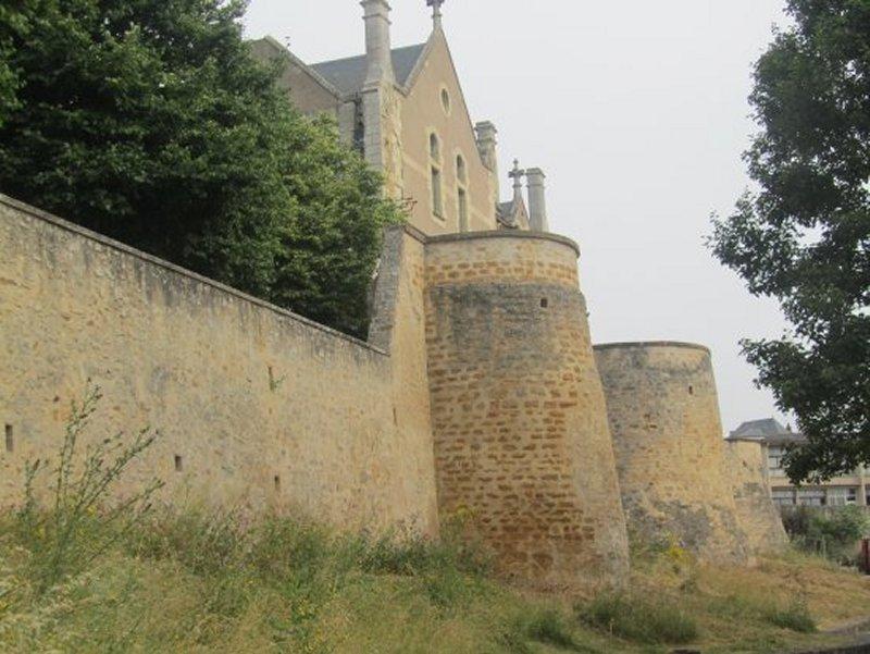 Les Remparts de Thouars