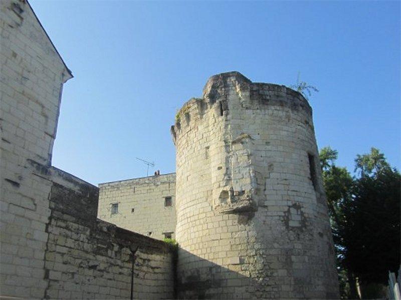 La Tour du Bourg à Saumur