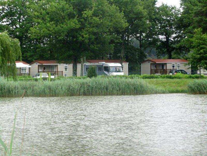 Le Camping D'Aubigny sur Nère