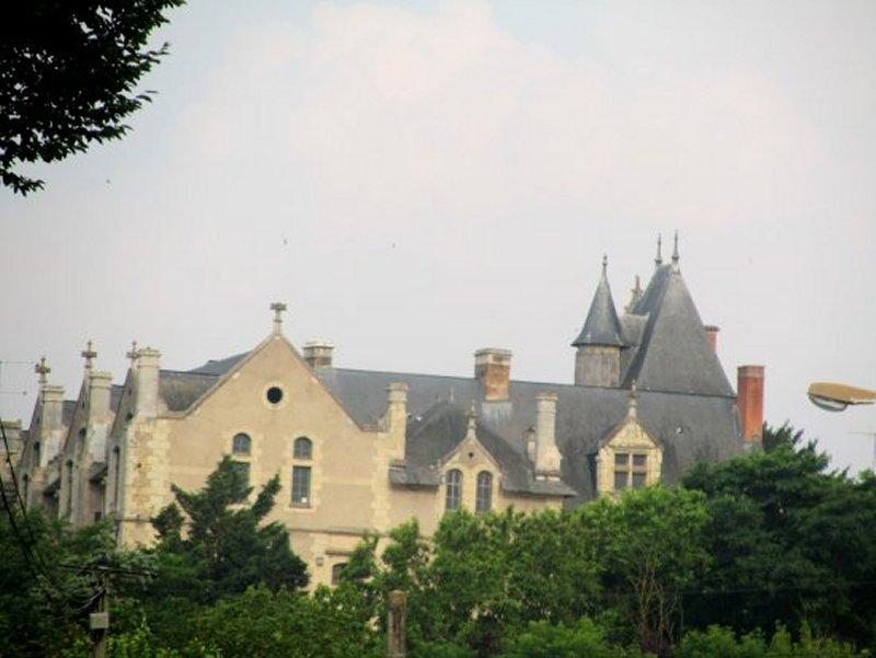 Le Château des Ducs de La Trémoïlle à Thouars