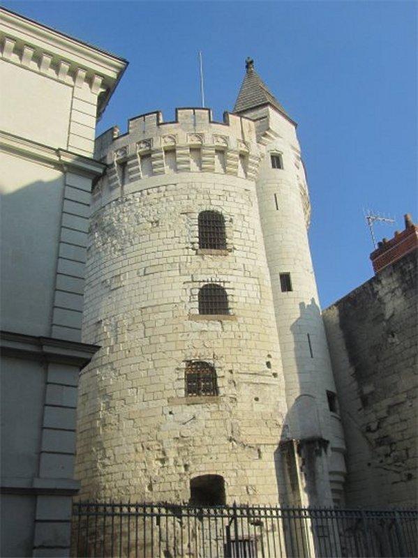 La Tour Grainetière à Saumur