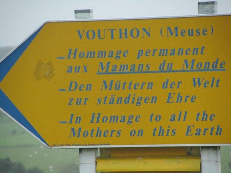 Aux Mamans du Monde