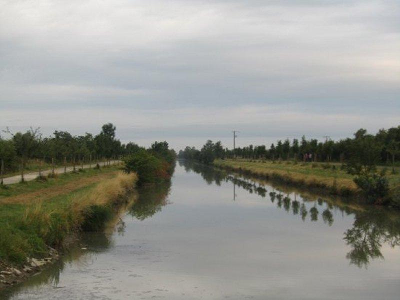 Le Canal de Marans à La Rochelle