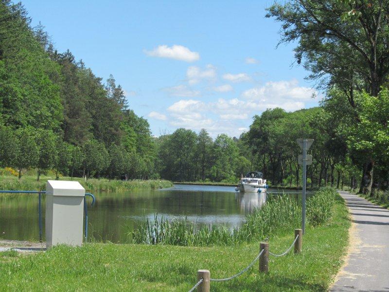 Le Canal de l'Est, ou Canal des Vosges