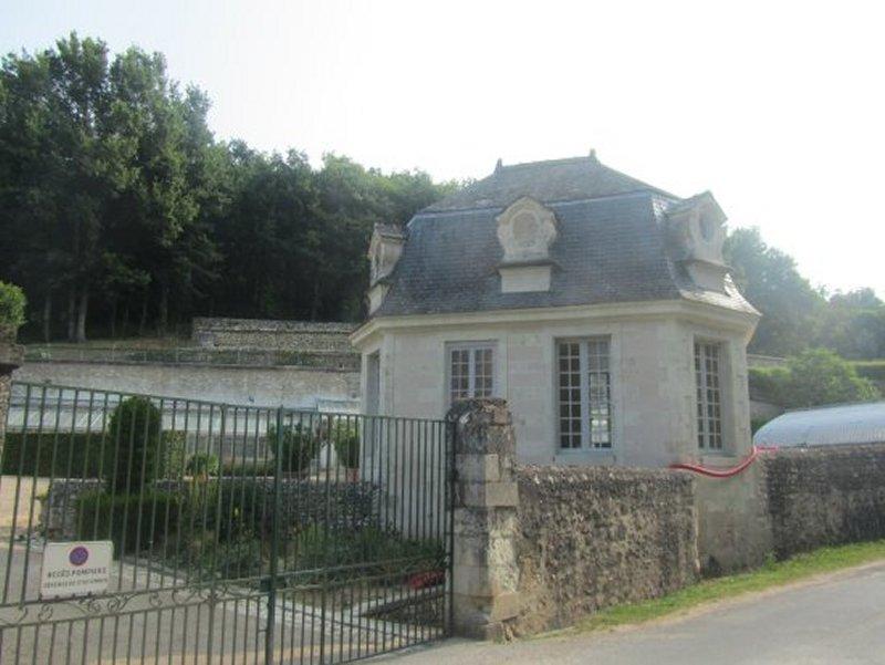 Une Dépendance du Château de Villandry