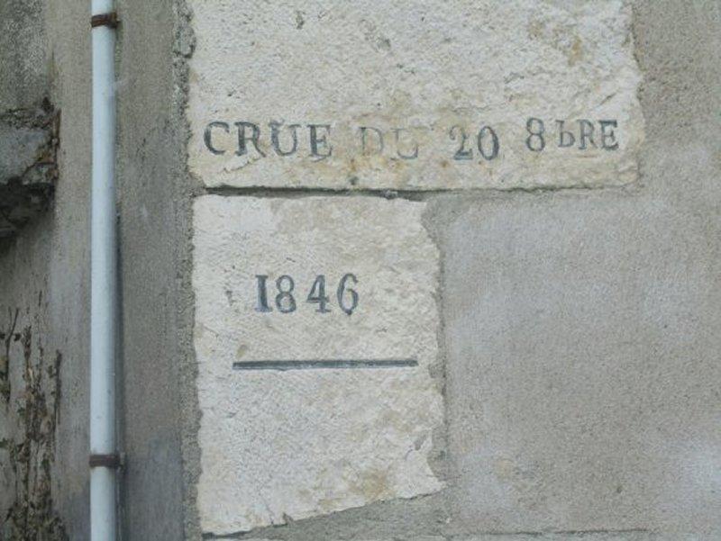 Souvenirs des Crues de la Loire