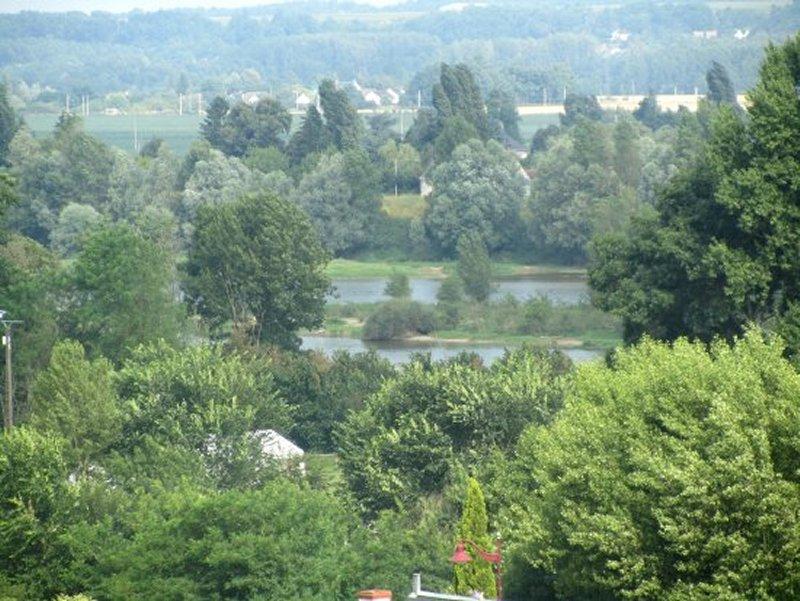 La Loire à Lussault Sur Loire
