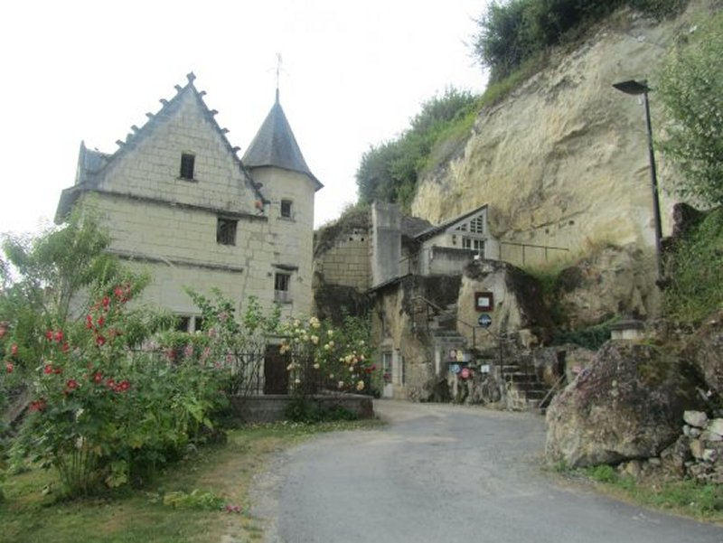 Turquant, Village Troglodyte