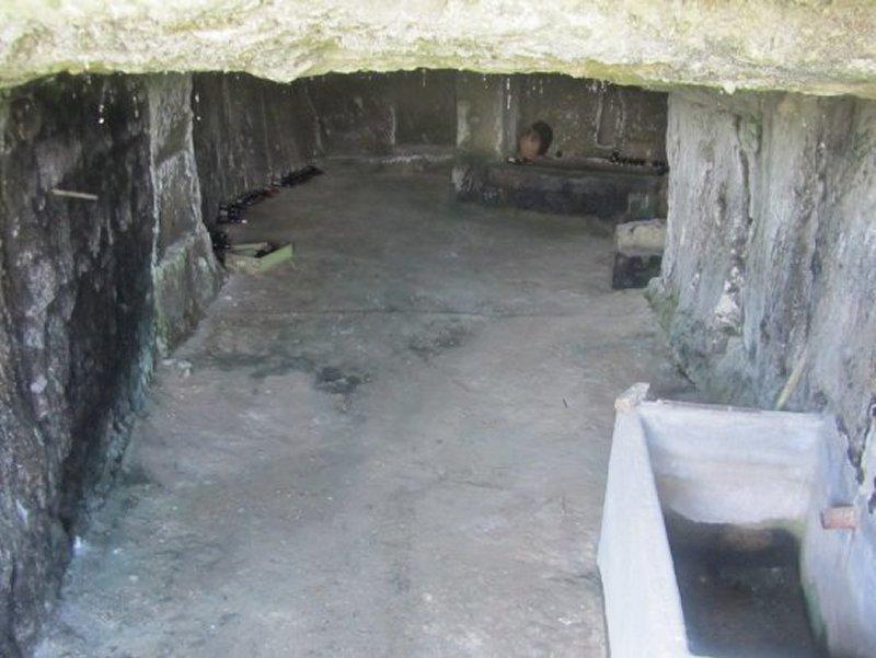 Cave Troglodytique à St Germain sur Vienne