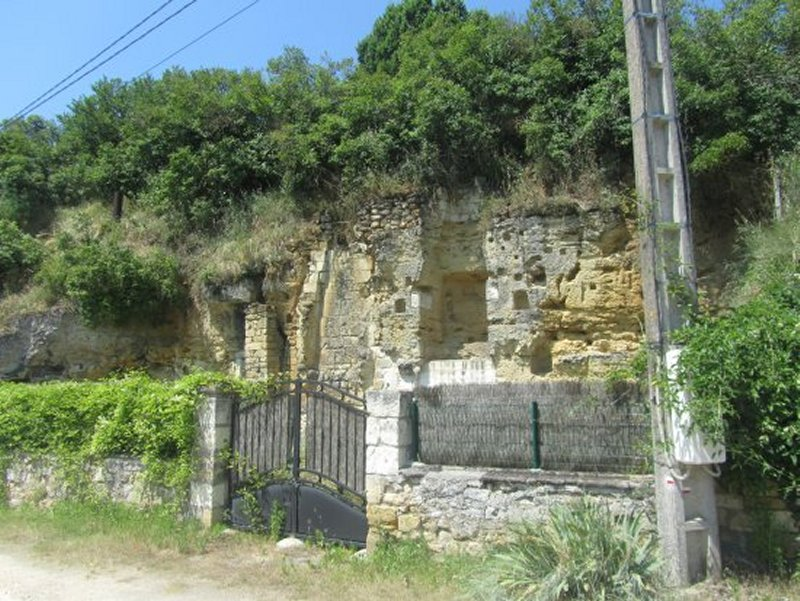 Habitat Troglodytique à Chinon