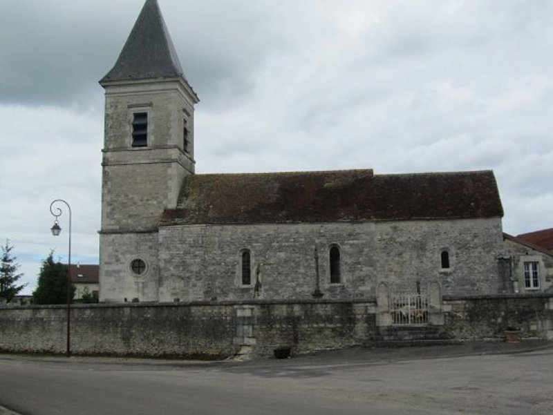 L'Eglise d'Argentolles