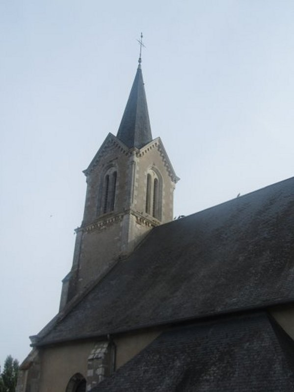 L'Eglise de Saint Gondon