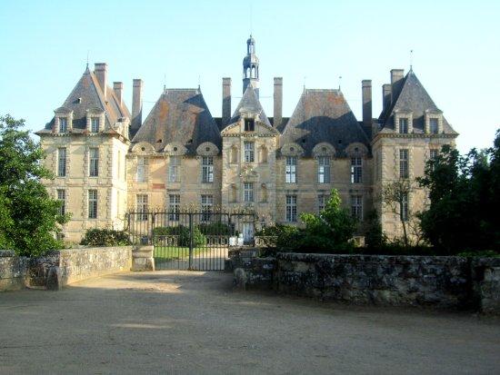 le Château de St Loup sur Thouet