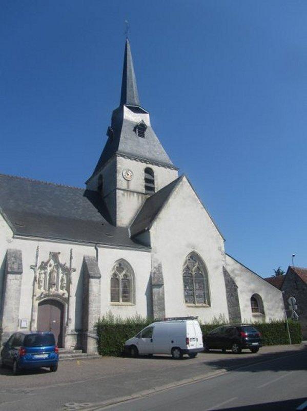 L'Eglise de Celettes