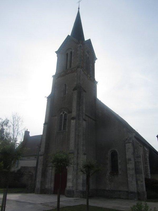L'Eglise de Saint Gondon