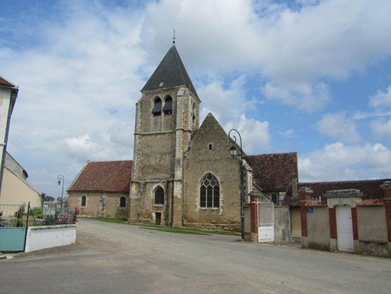 L'Eglise de Venoy