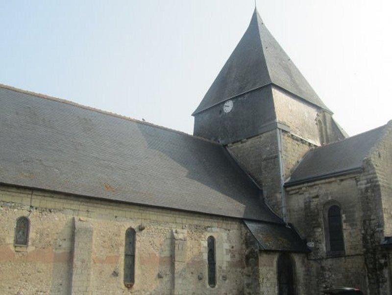 L'Eglise de Villandry