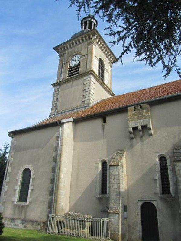 L'Eglise de Sandaucourt
