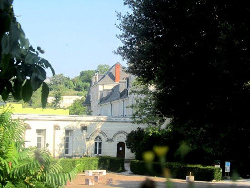 L'Abbaye de Marmoutier