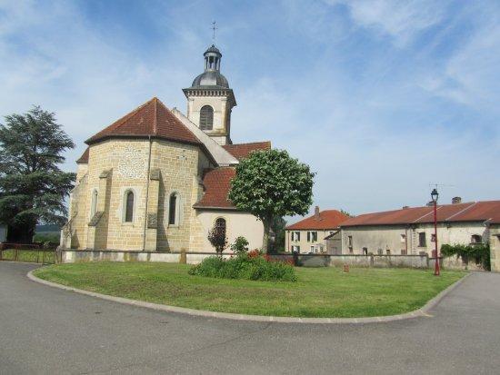 Eglise de Sandaucourt