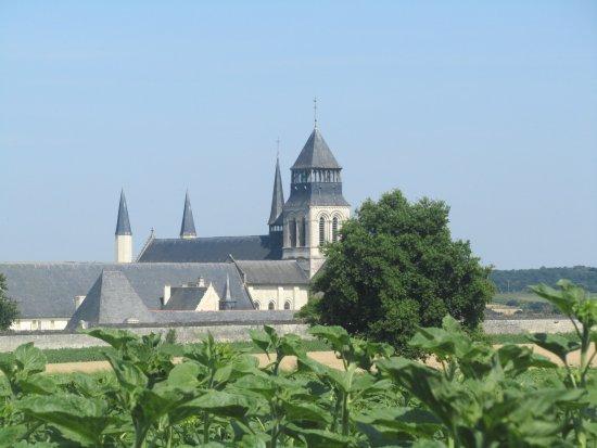 L'Abbaye de Fontevrault