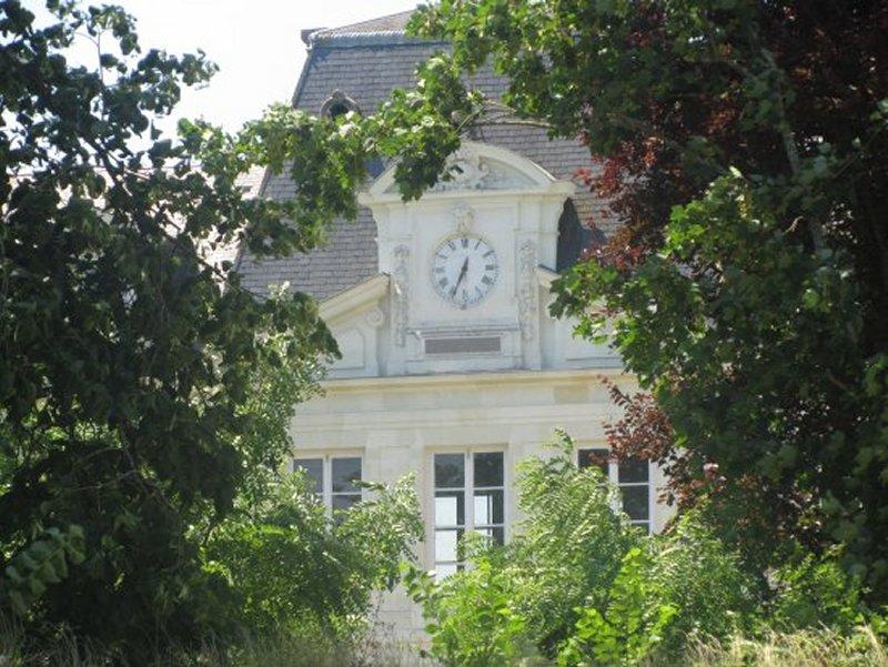 L'Horloge du Château de Madon