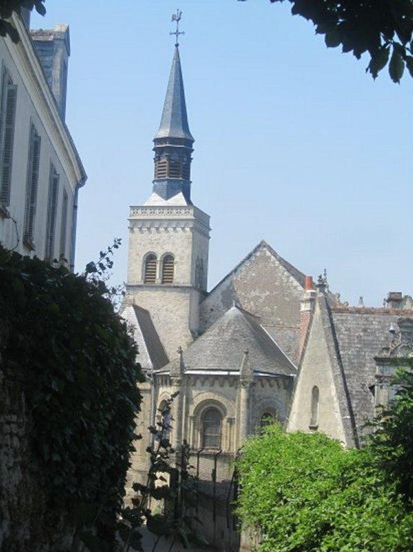 L'Eglise de Montlouis Sur Loire