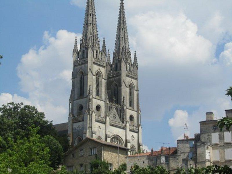 L'Eglise Saint André de Niort
