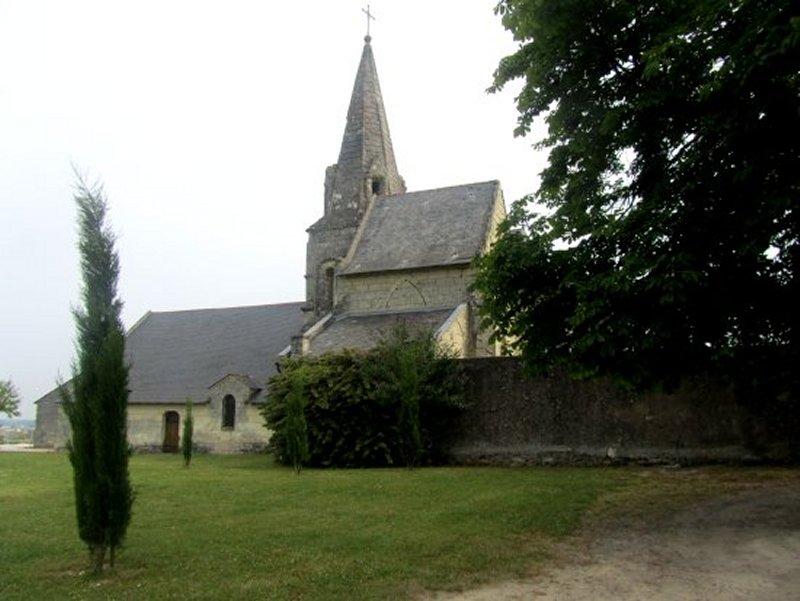 L'Eglise de Parnay