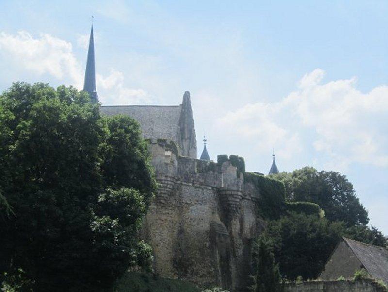 A l'Approche de Montreuil Bellay