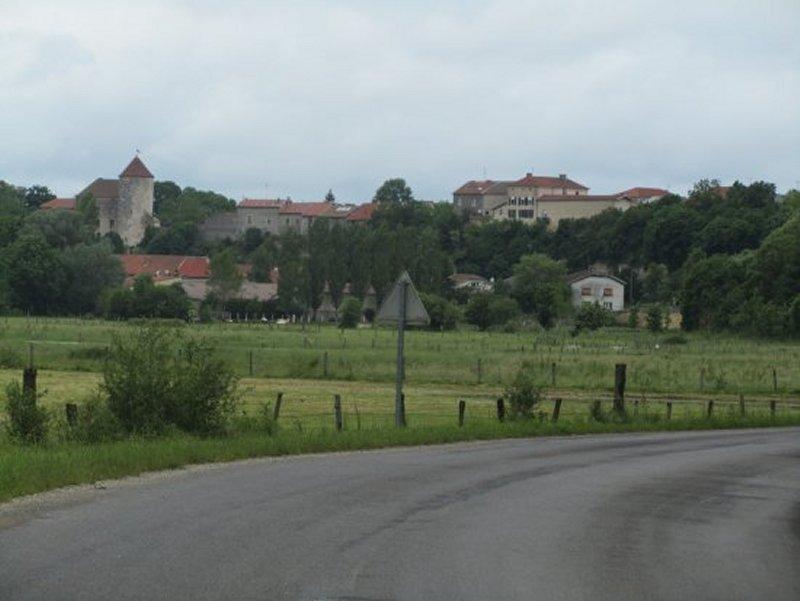 Gondrecourt le Château