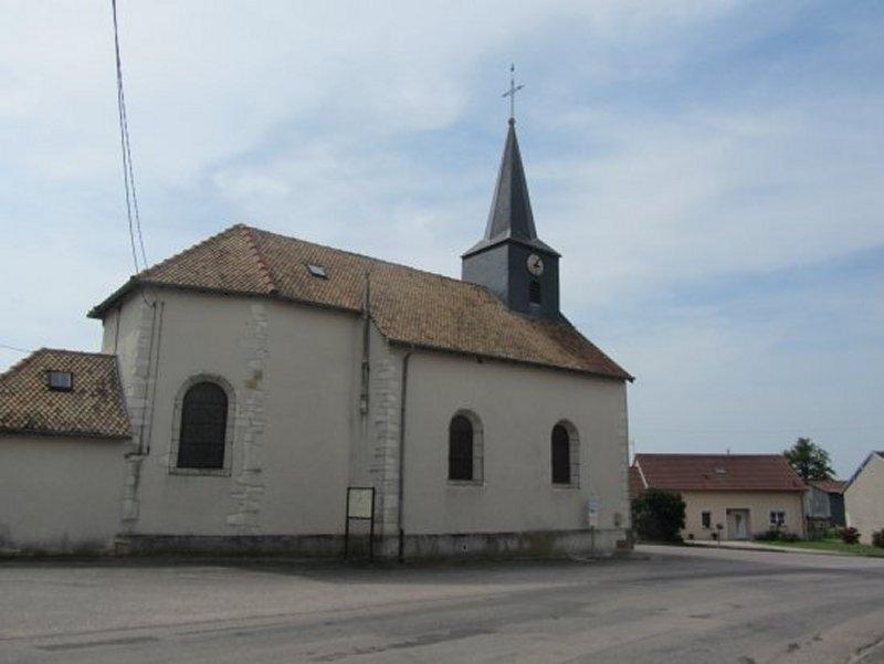 L'Eglise de Rouvres la Chêtive