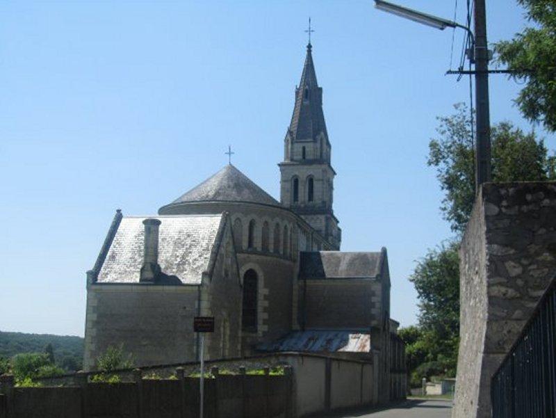L'Eglise de Candré Sur Beuvron