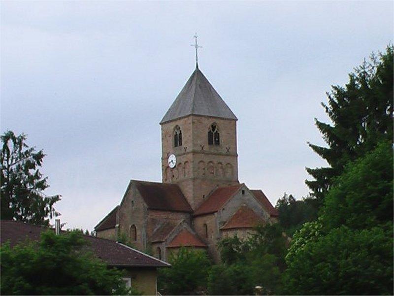 L'Eglise de Relanges