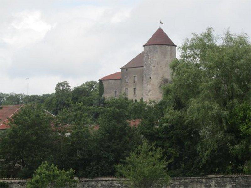 Le Château de Gondrecourt