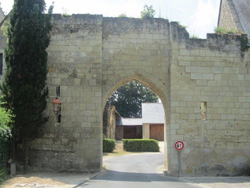 La Porte du Moulin à Montreuil Bellay