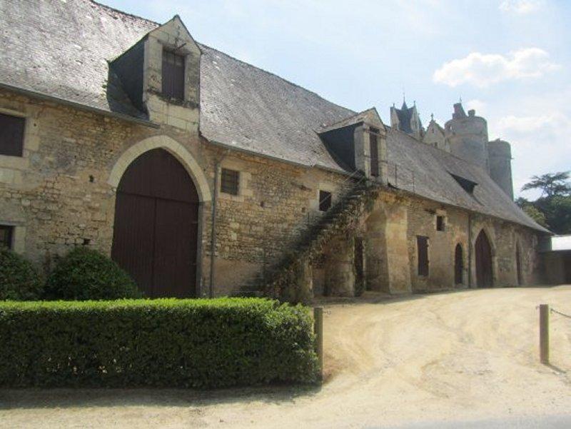 Cave Vinicole au Pied du Château de Montreuil Bellay