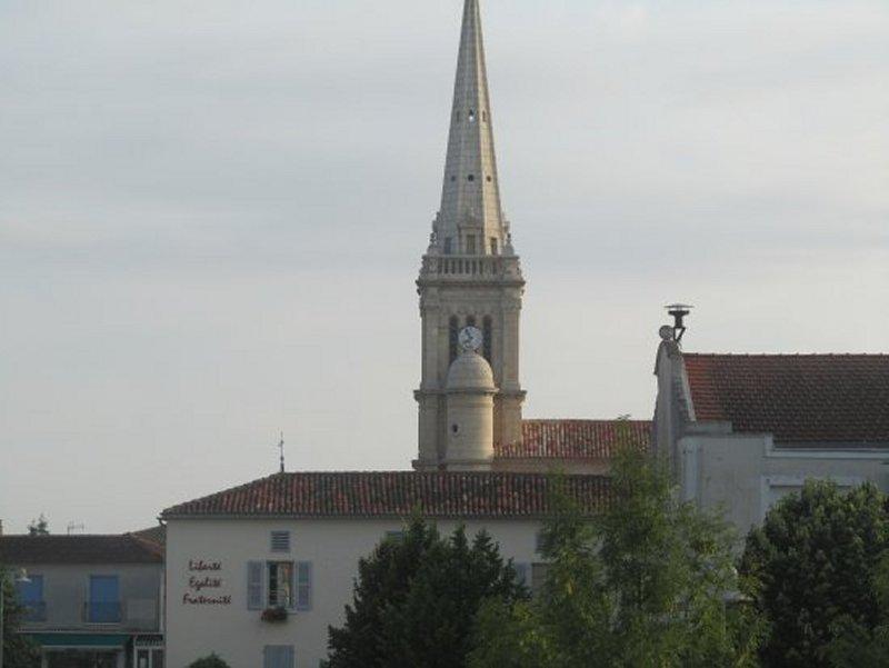 L'Eglise de Damvix