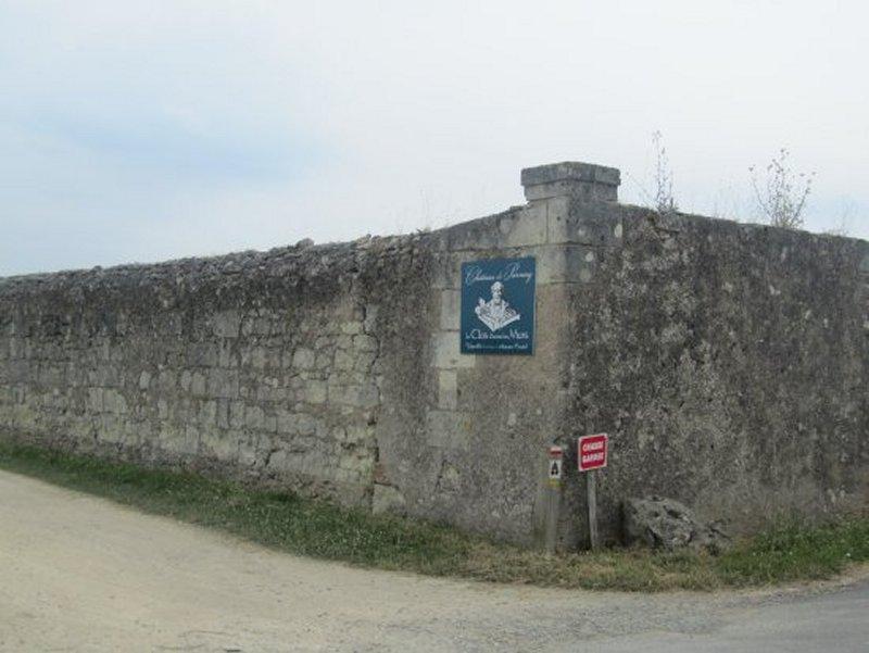 Le Clos d'Entre les Murs, VIgnoble Historique d'Antoine Cristal