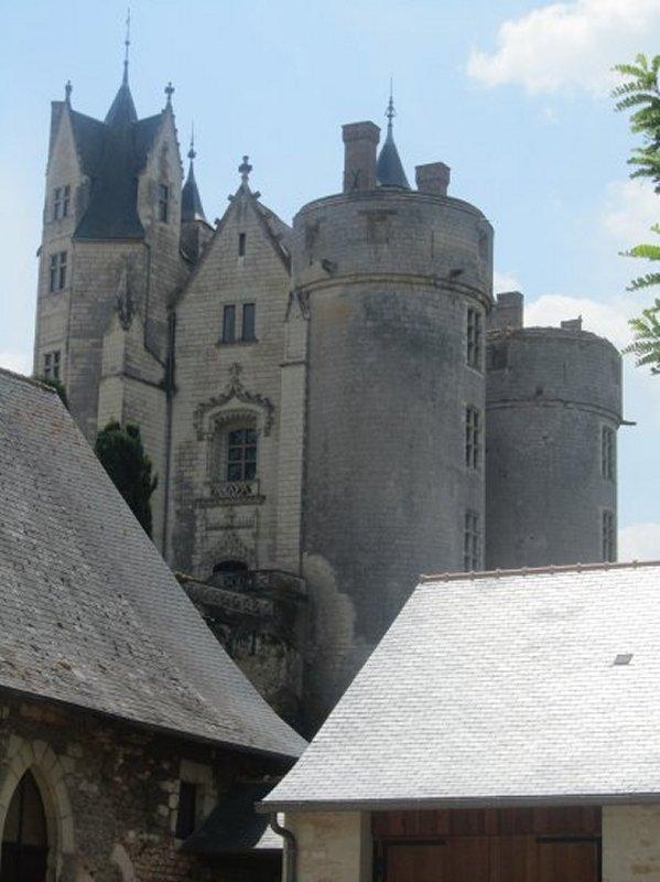 Le Château de Montreuil Bellay